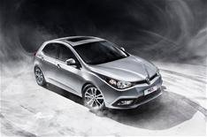 MG5 revealed in official photos