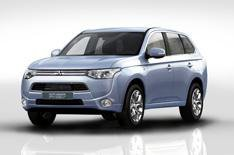 Outlander PHEV to take 50% of sales