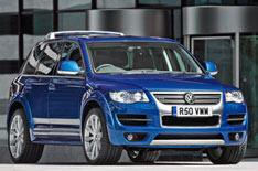 New Touareg is top of the class