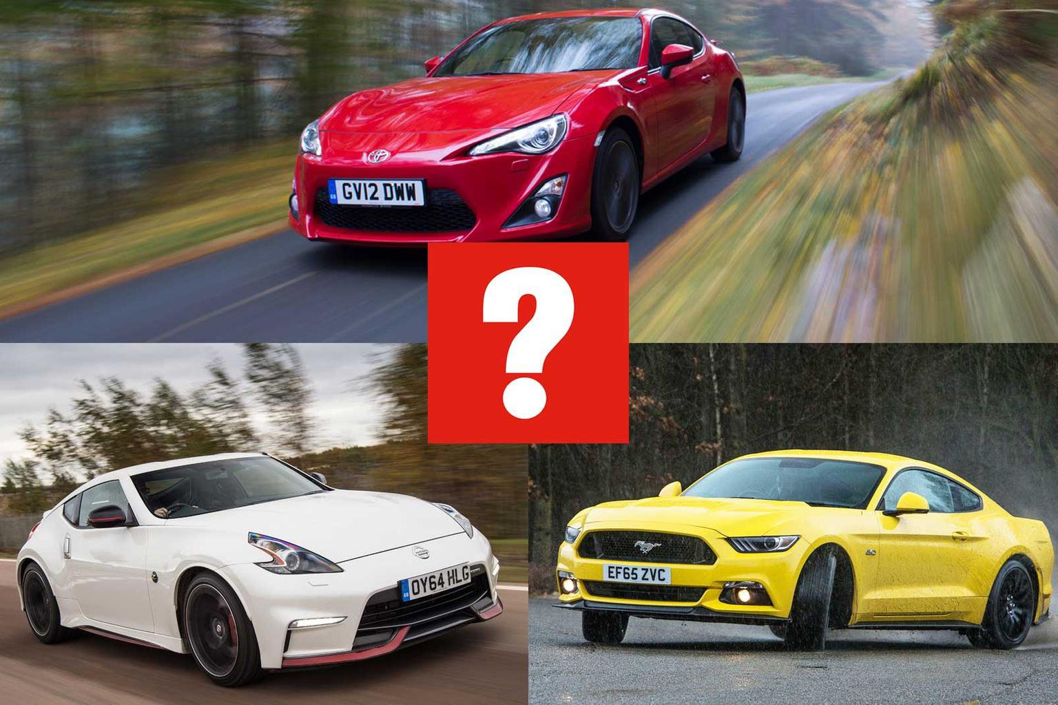 The best sports cars for less than £30,000 2016