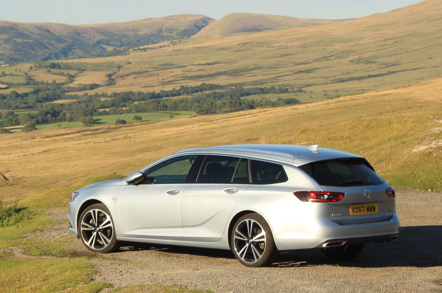 Vauxhall Insignia Sports Tourer long-term test review