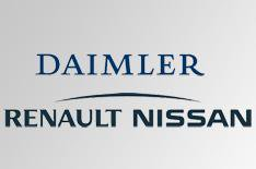Daimler, Nissan and Renault join forces