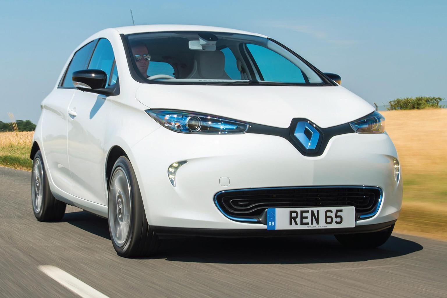 Renault Zoe recalled in the UK