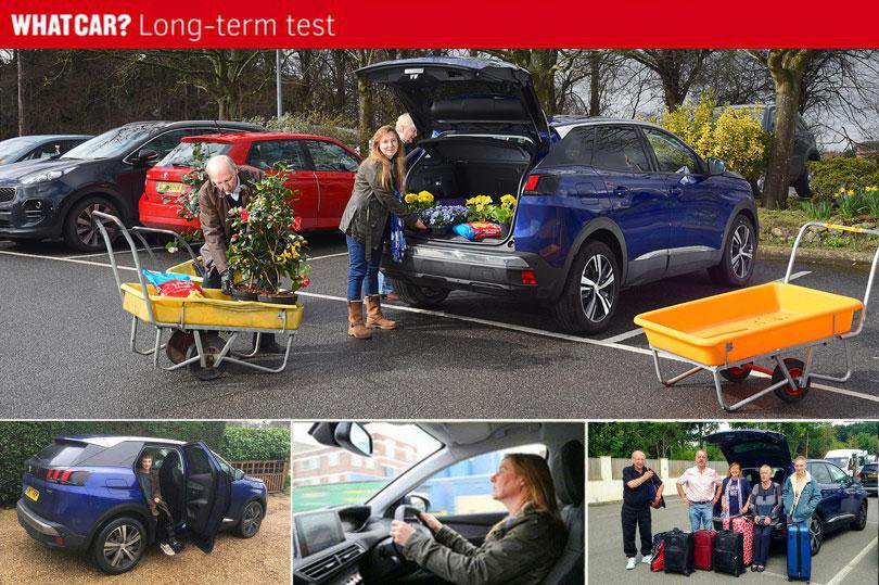 Peugeot 3008 long-term test review