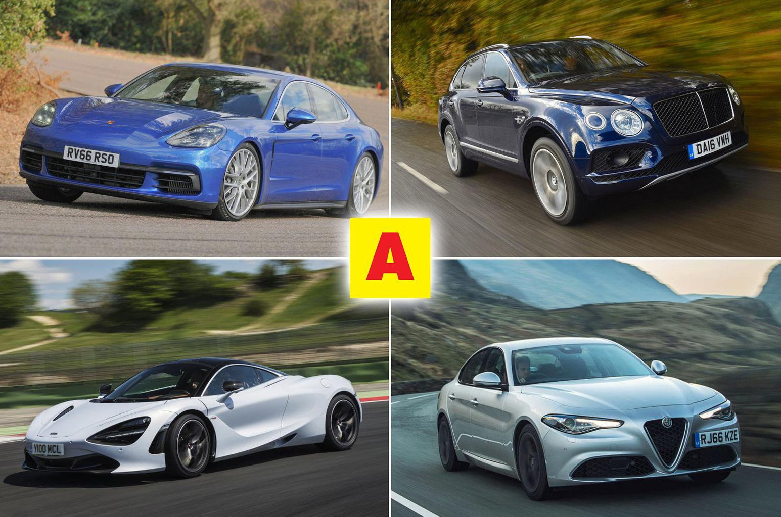 Autocar Awards 2017 winners revealed