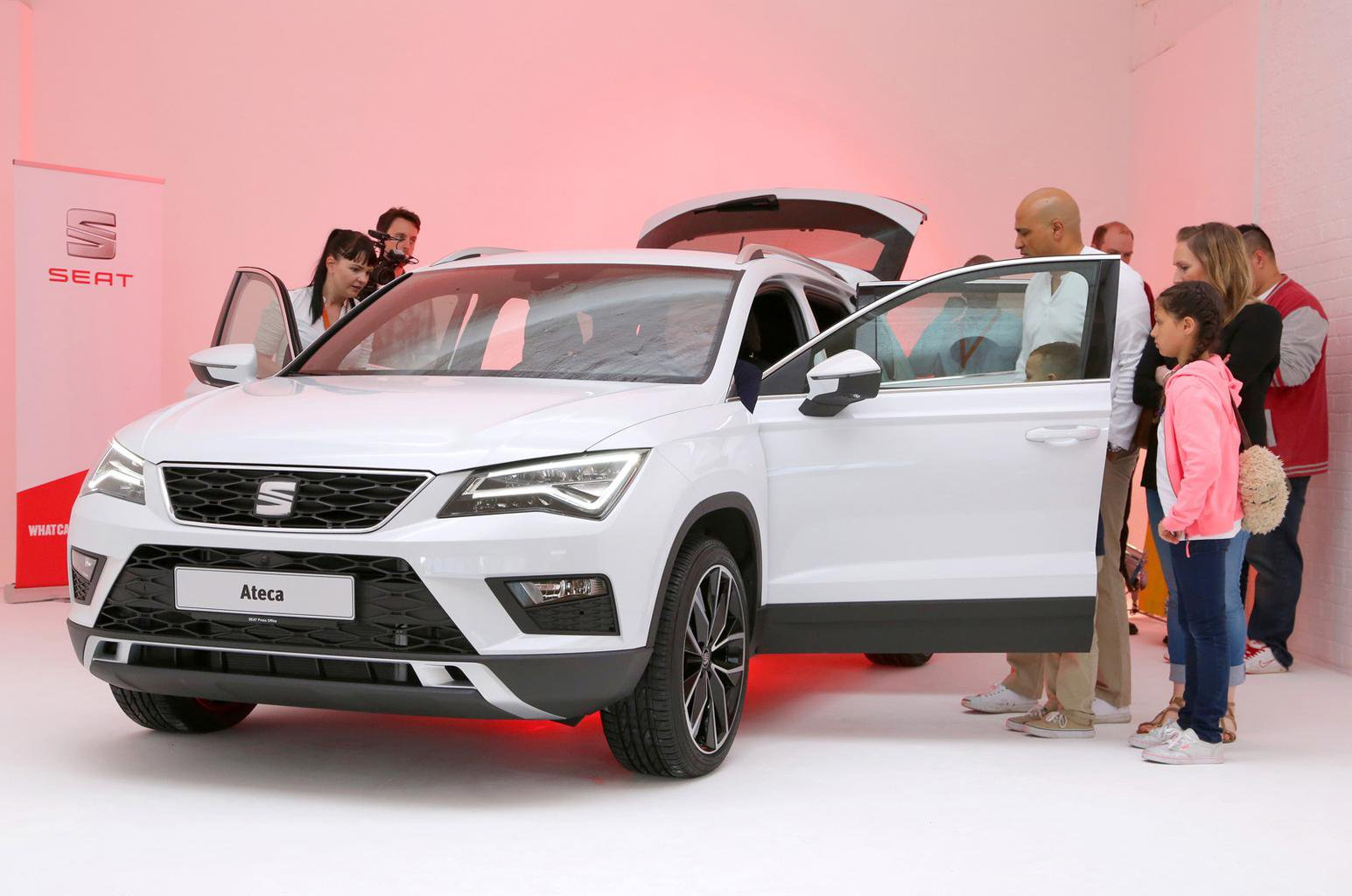 Promoted: SEAT Ateca – an ideal SUV for young families
