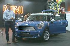 Mini Countryman: Reader Test Team video