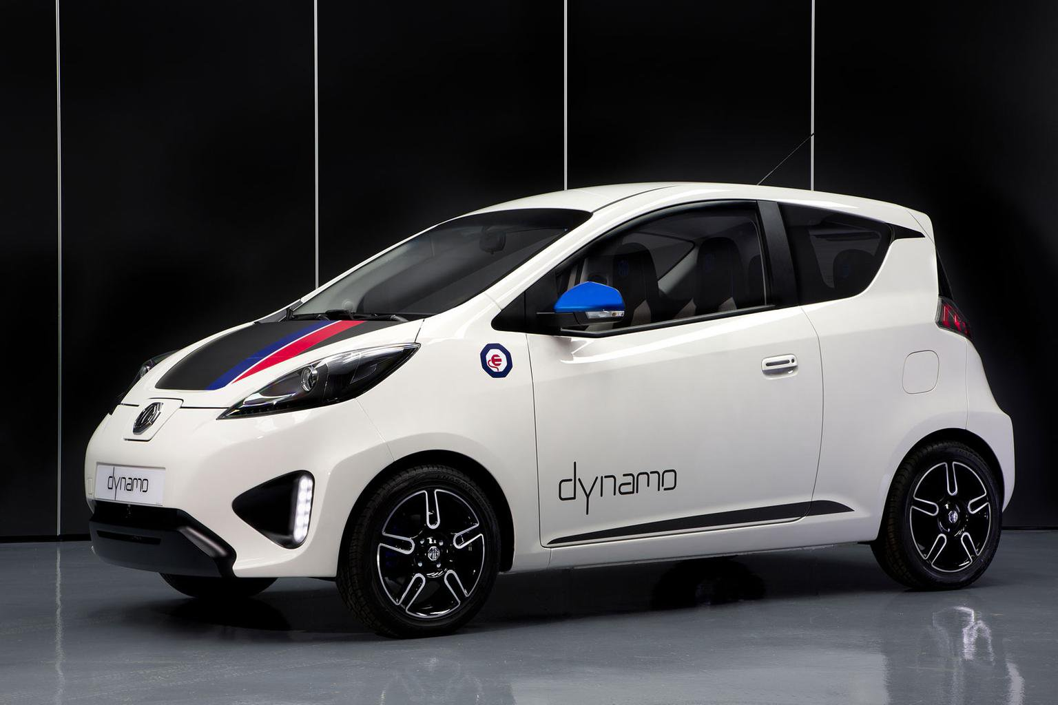 MG Dynamo electric concept revealed