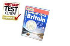 8th Philip's Compact Atlas Britain 9.99