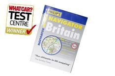 1st Philips Navigator Britain 19.99