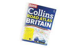 7th Collins Road Atlas Britain 12.99
