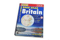 9th Philips Road Atlas Britain 10.99