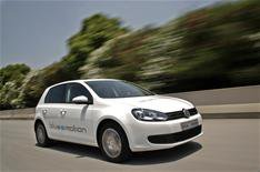 Electric VW Golf comes to the UK