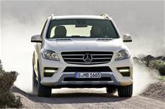 New Mercedes M-Class review