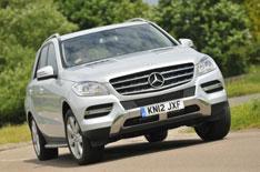 2012 Mercedes ML250 Bluetec review