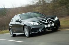 2013 Mercedes E-Class review