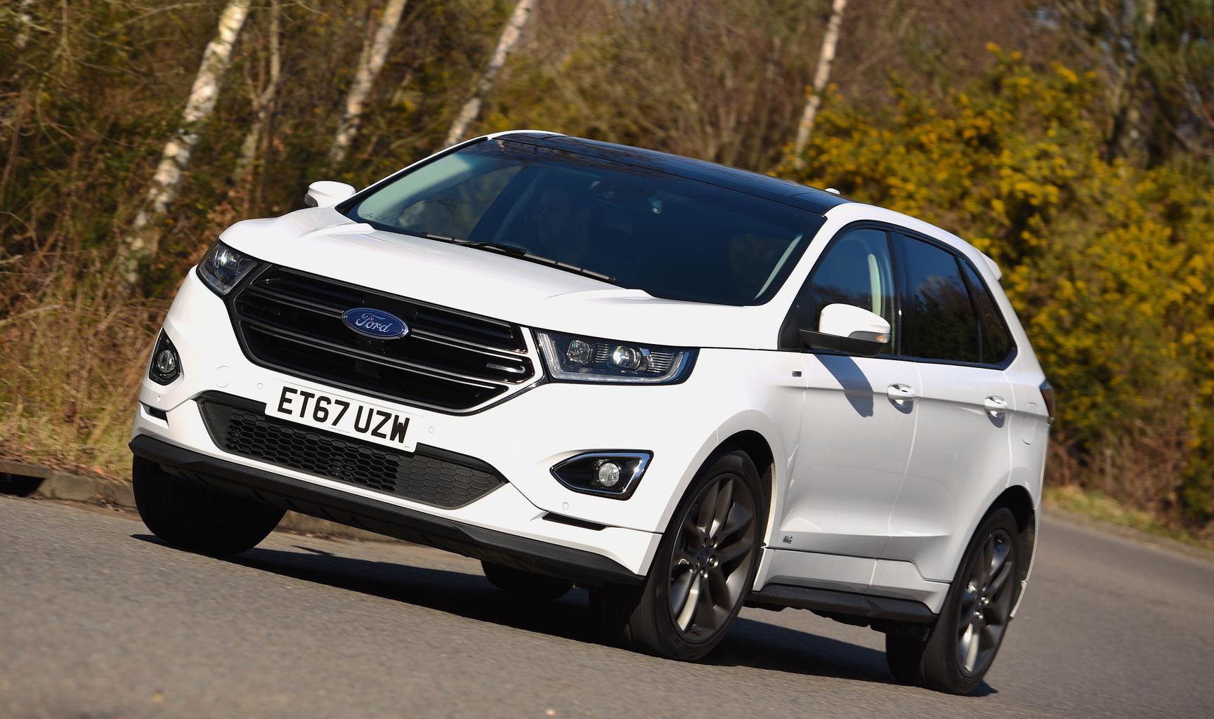 Ford Edge St Line Review Price Specs And Release Date