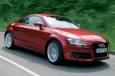 Audi TT gets first diesel engine