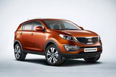 Kia Sportage coming sooner than expected