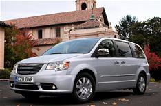 Chrysler Grand Voyager updates