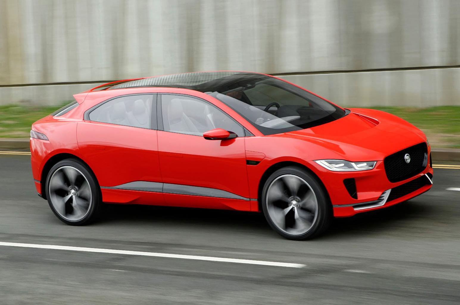 Every New Jaguar Land Rover Model Range To Be Electrified From 2020
