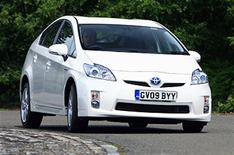 Toyota Prius in global recall