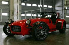Caterham planning new sports car