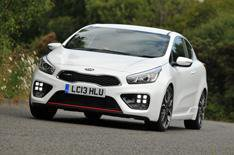 2013 Kia Proceed GT review