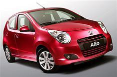 New Suzuki Alto for Paris show