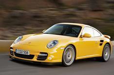 New Porsche 911 Turbo unveiled