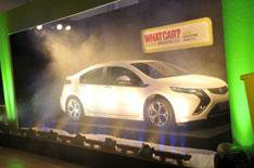 Vauxhall Ampera scoops Green Car Award