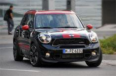 2012 Mini Countryman John Cooper Works