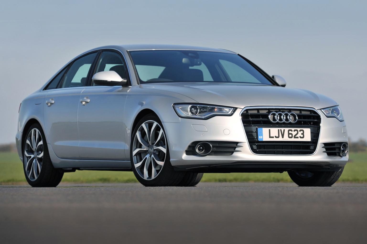 2014 Audi A6 Ultra 2.0 TDI review