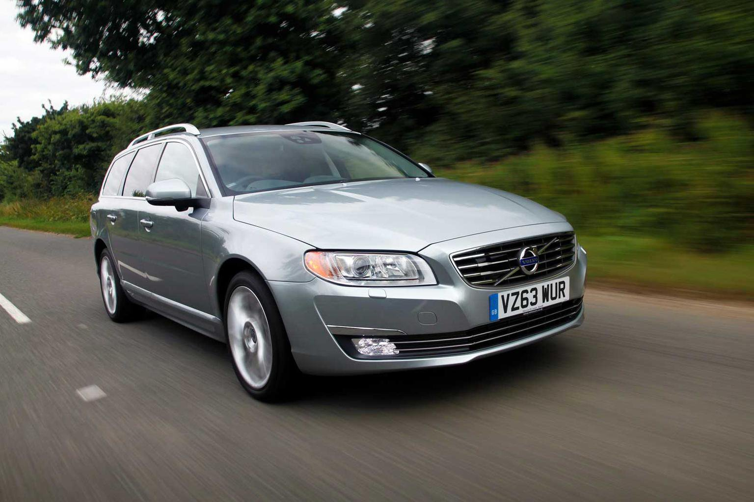 2014 Volvo V70 D4 Geartronic review