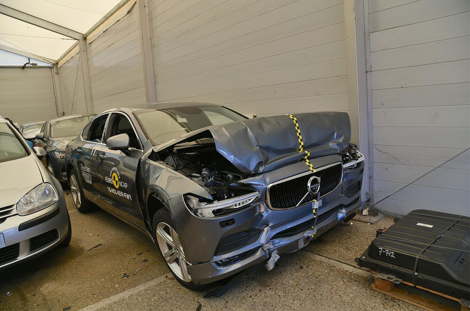 How Euro NCAP crash tests save lives