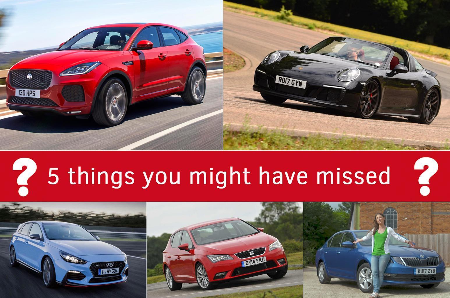 This week on Whatcar.com