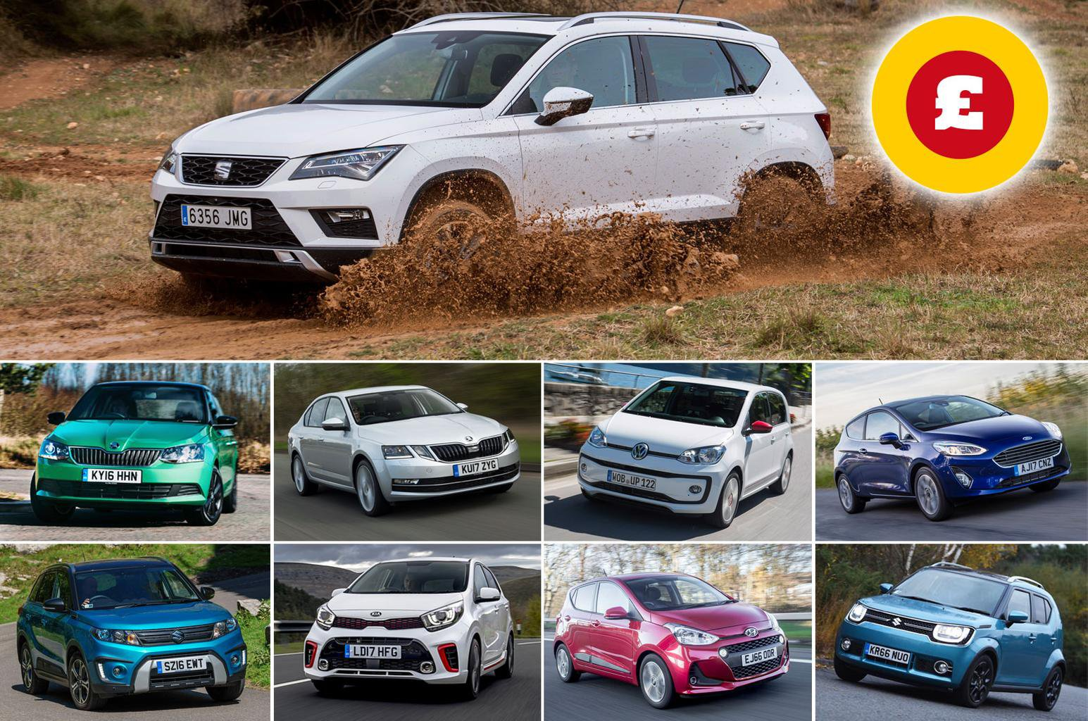 Best cars for less than £200 per month