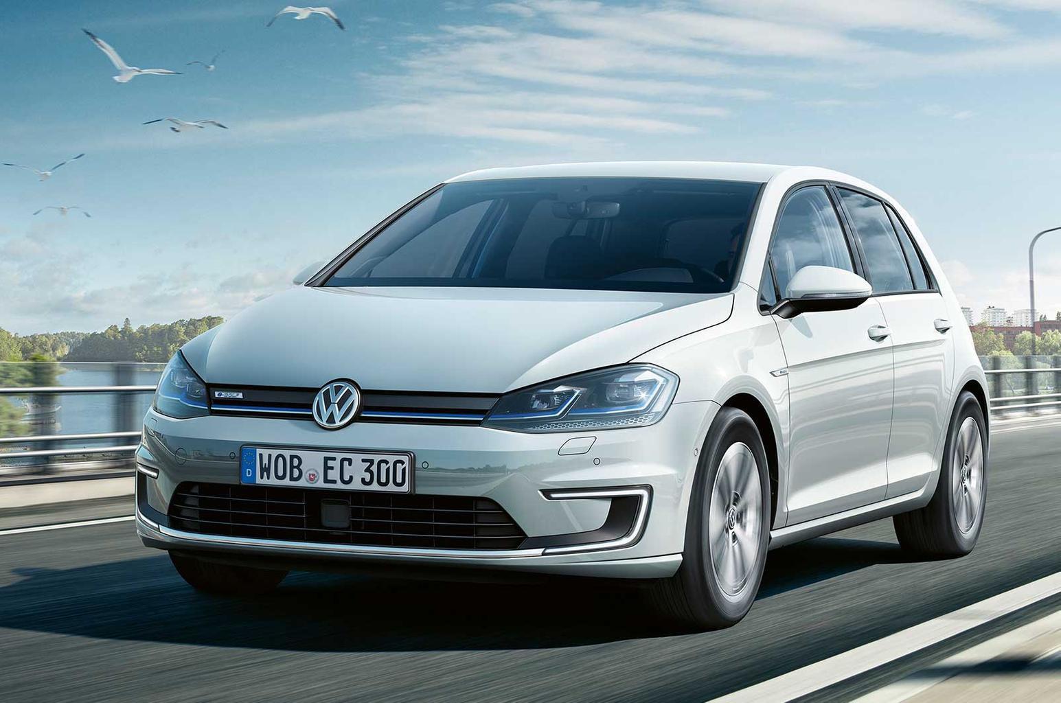 Facelifted Volkswagen e-Golf gets more range