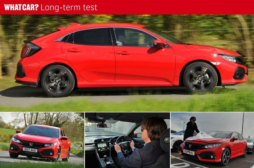 Honda Civic long-term test review