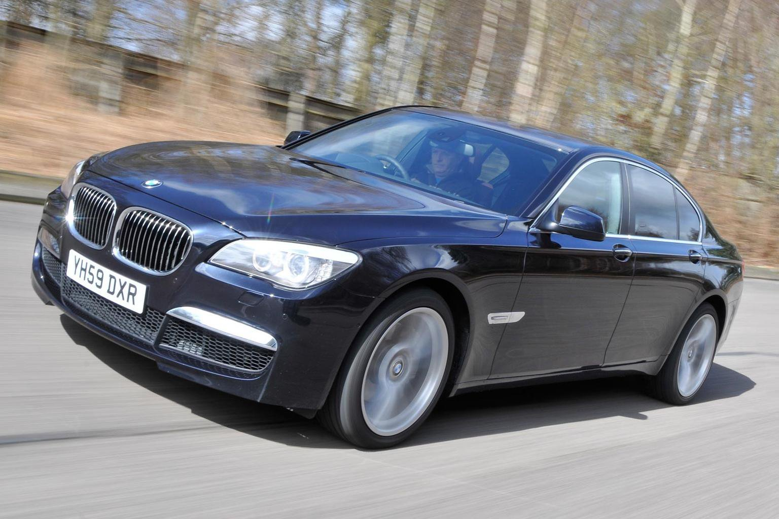 Deal of the day: BMW 730d