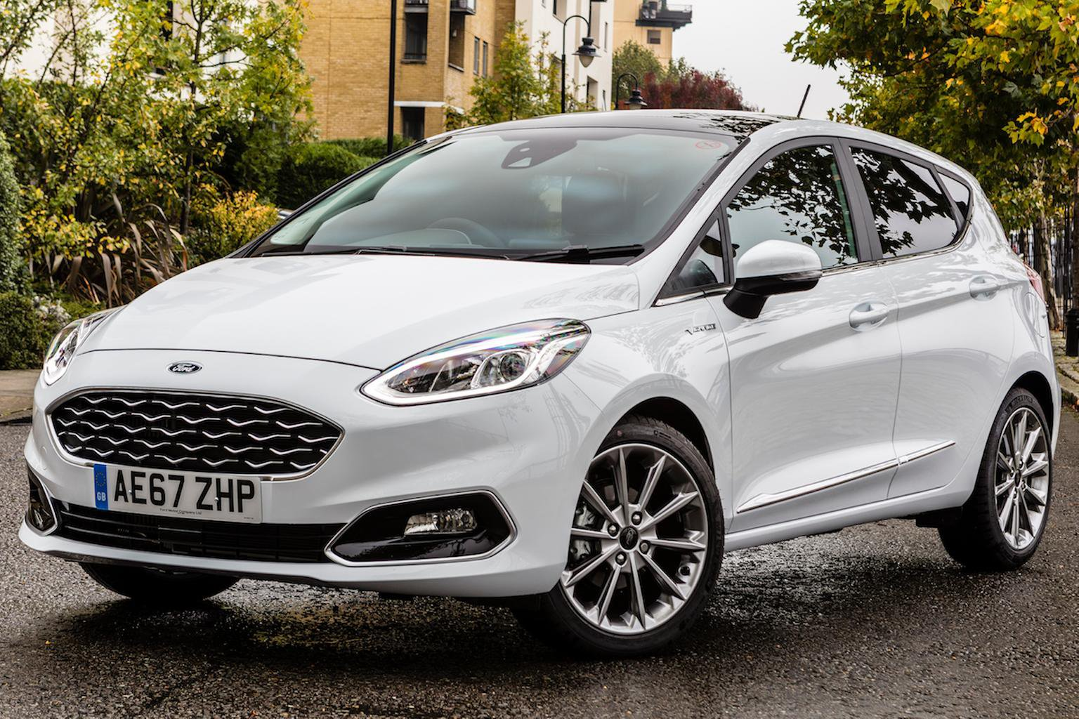 2017 Ford Fiesta Vignale review - price, specs and release dates