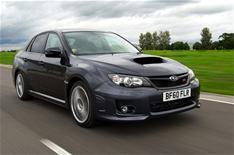 More power and kit for Subaru STI