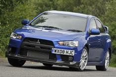 Next Mitsubishi Evo will be a hybrid