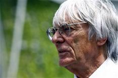 Bernie Ecclestone to bid for Saab