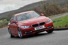2013 BMW 320i xDrive review