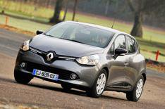 2013 Renault Clio UK review