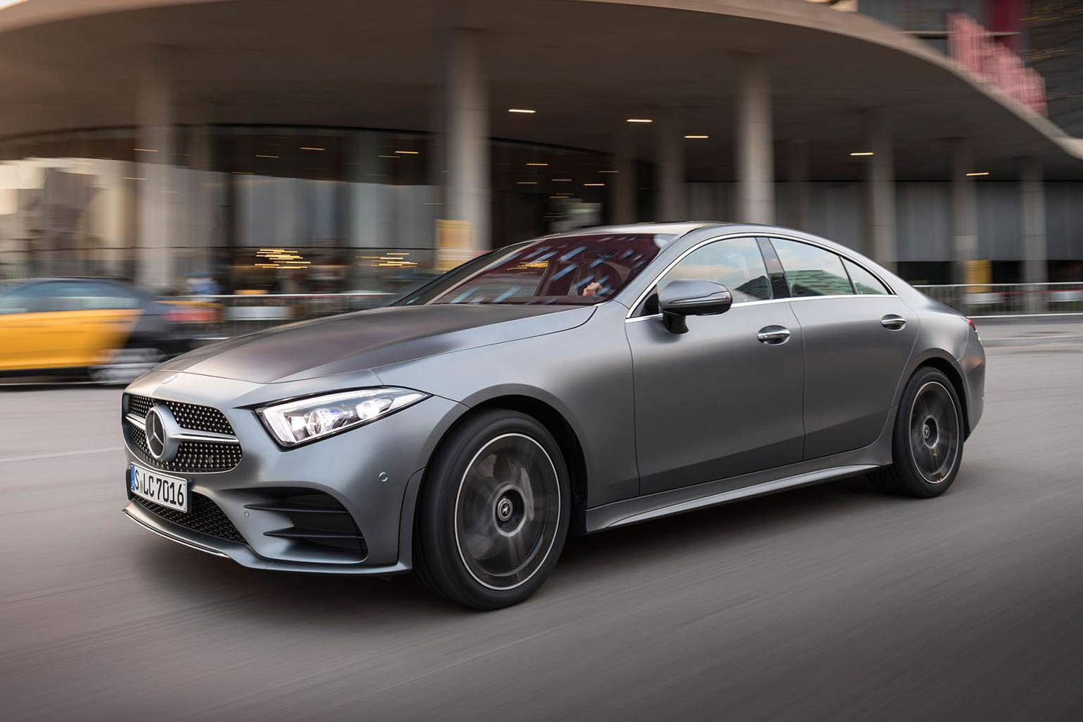 2018 Mercedes-Benz CLS review - price, specs and release date