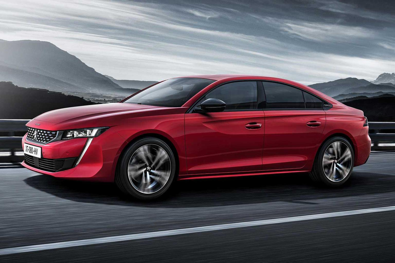 2018 Peugeot 508 exclusive Reader Test Team preview