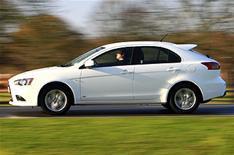 Driven: Mitsubishi Lancer Sportback