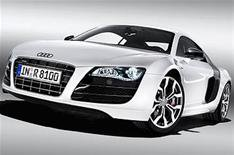 Revealed: Audi R8 5.2 V10 FSI quattro